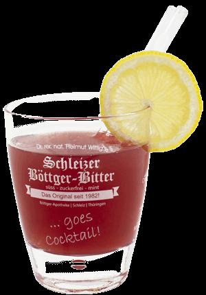 Boettger Bitter Cocktail Delight